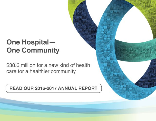 Read Our 2016-2017 Annual Report