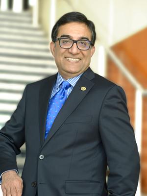 Board Chair Dr. Colin Saldanha