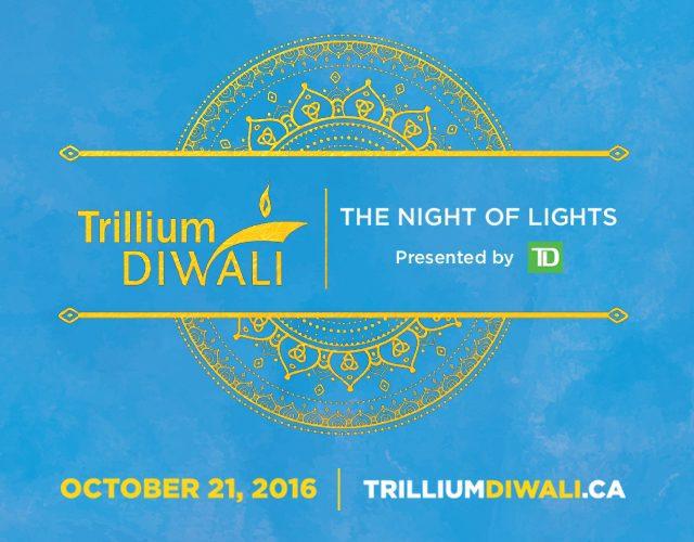 Trillium Diwali, October 21, 2016