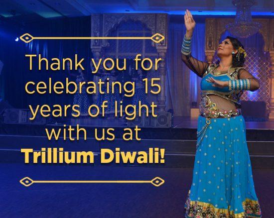 Trillium Diwali
