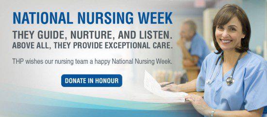 Nursing Week 2016 banner