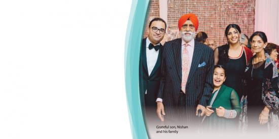Cardiac care when you need it. Where you need it. Watch Nishan's story.