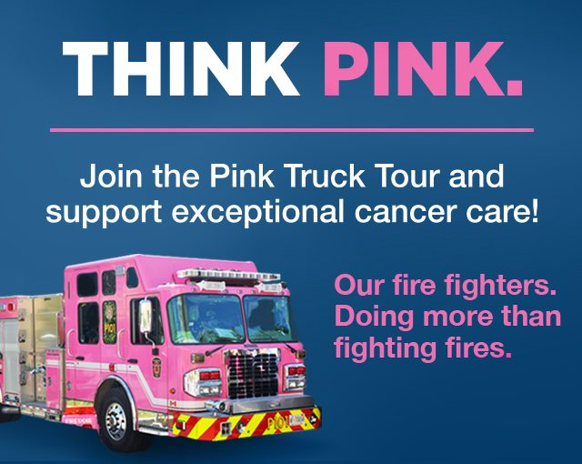 Pink Truck Tour 2016