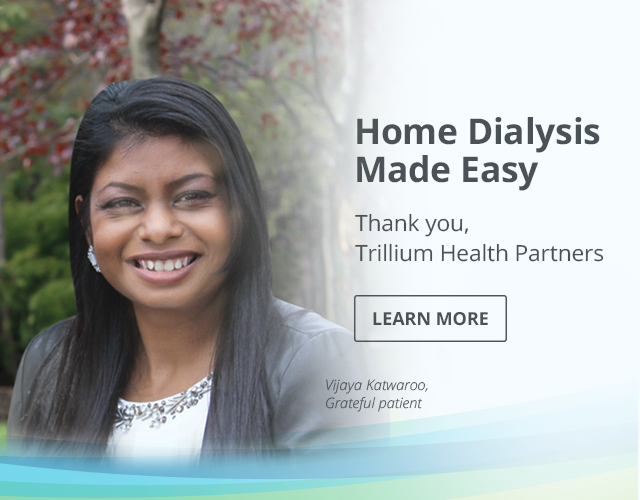 Home dialysis made easy for patients like Vijaya