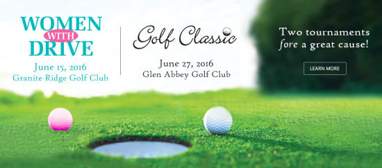 Women with Drive & Golf Classic Tournaments, attend both and save!