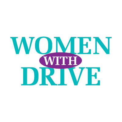 Women with Drive Logo