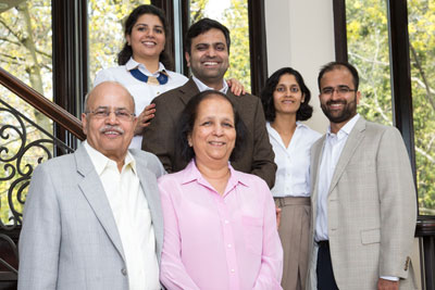 Kothari family
