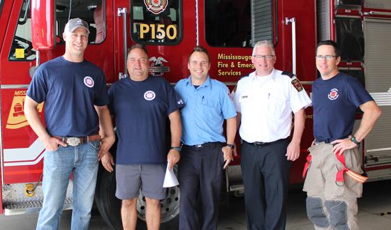 Mississauga Firefighters Benevolent Fund