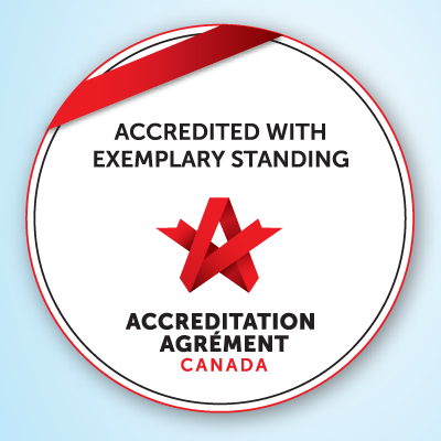 Trillium Health Partners Accredited with Exemplary Standing