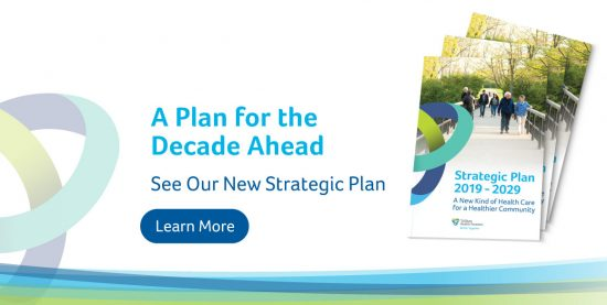 Read our new Strategic Plan 2019-2029