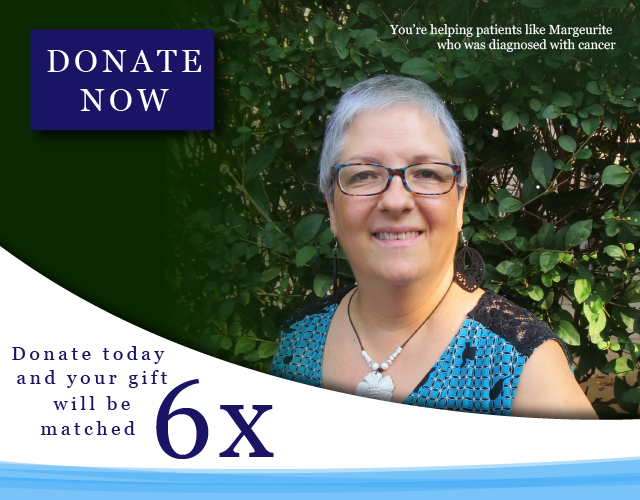 Donate today and your gift will be matched 6X
