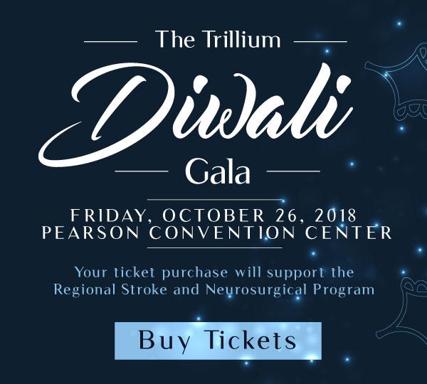 The Trillium Diwali Gala - Buy Tickets Now!
