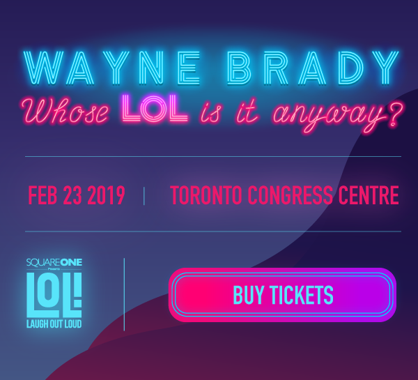 Who's LOL is it anyway? with Wayne Brady