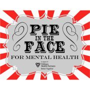 Pie in the Face for Mental Health