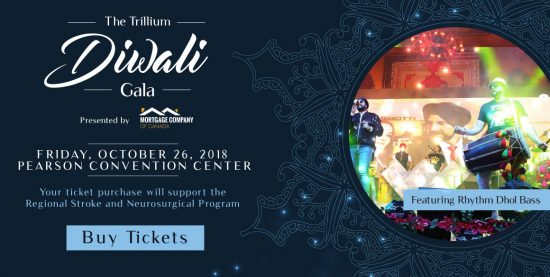 Buy your tickets today for The Trillium Diwali Gala